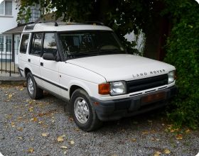 Land Rover Discovery V8 1995