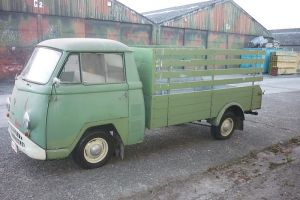 Tempo Matador 1960 pick up bmc 998 cc engine 004