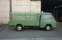 Tempo Matador 1960 pick up bmc 998 cc engine 008